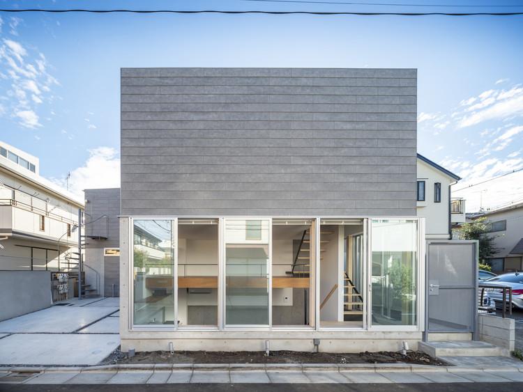 RK_FLAT / Be-Fun Design + Yusuke Matsumoto architects, © Hiroyuki Hirai