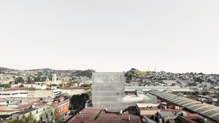 FRPO construye una infraestructura de uso mixto en Toluca, México, © LGM Studio