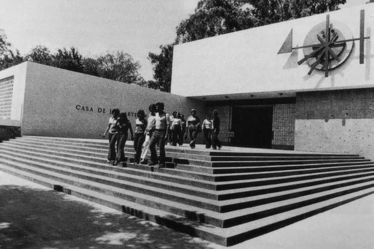 Una casa moderna para conservar las artesanías y las tradiciones en Guadalajara, © Archivo del Estado de Jalisco