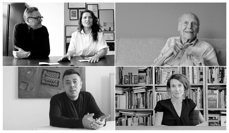 What is Architecture? Thoughts from Yona Friedman, Bogdan & Van Broeck, MAD Architects, and AWP Architecture, Courtesy of What is architecture?