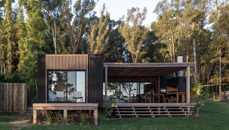 Casa Solís / Fábrica de casas, © Marcos Guiponi