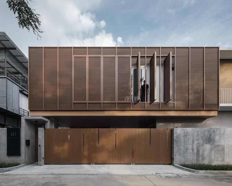 Casa 81 Trans-(parente) / TOUCH Architect, © Chalermwat Wongchompoo