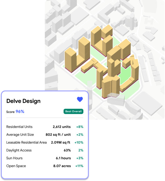 Sidewalk Labs' Delve Webinar for Architects
