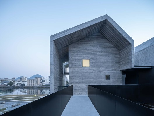 Master Studio exterior. Image © Changheng Zhan