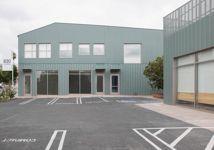 Fairfax Garage  / Part Office, © Anna Beeke