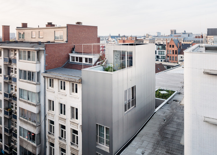 Casa Bagattenstraat / NU architectuuratelier, © Stijn Bollaert