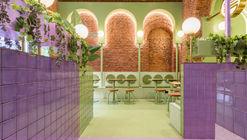 Restaurante Bun Milan / Masquespacio