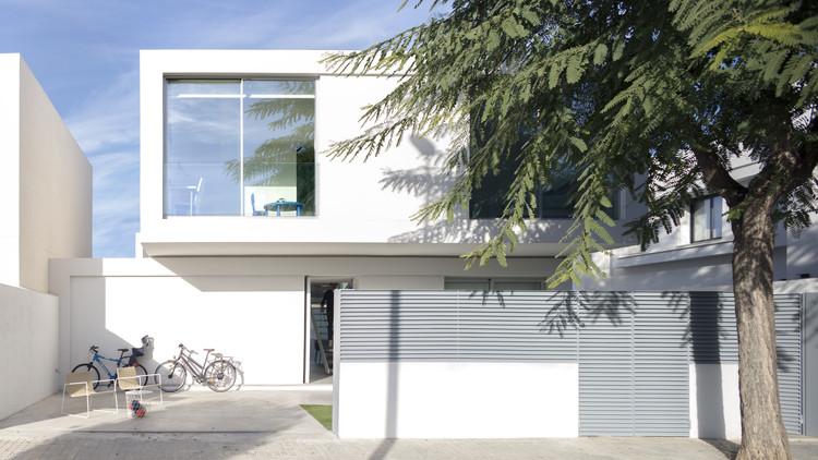 Casa Hen / Valero y Ochando arquitectura, © Milena Villalba