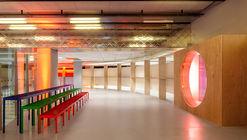 R+1 Gaité Lyrique Meeting Space / Jean Benoît Vétillard Architecture