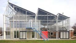 Centro educativo de Paddenbroek / jo taillieu architecten