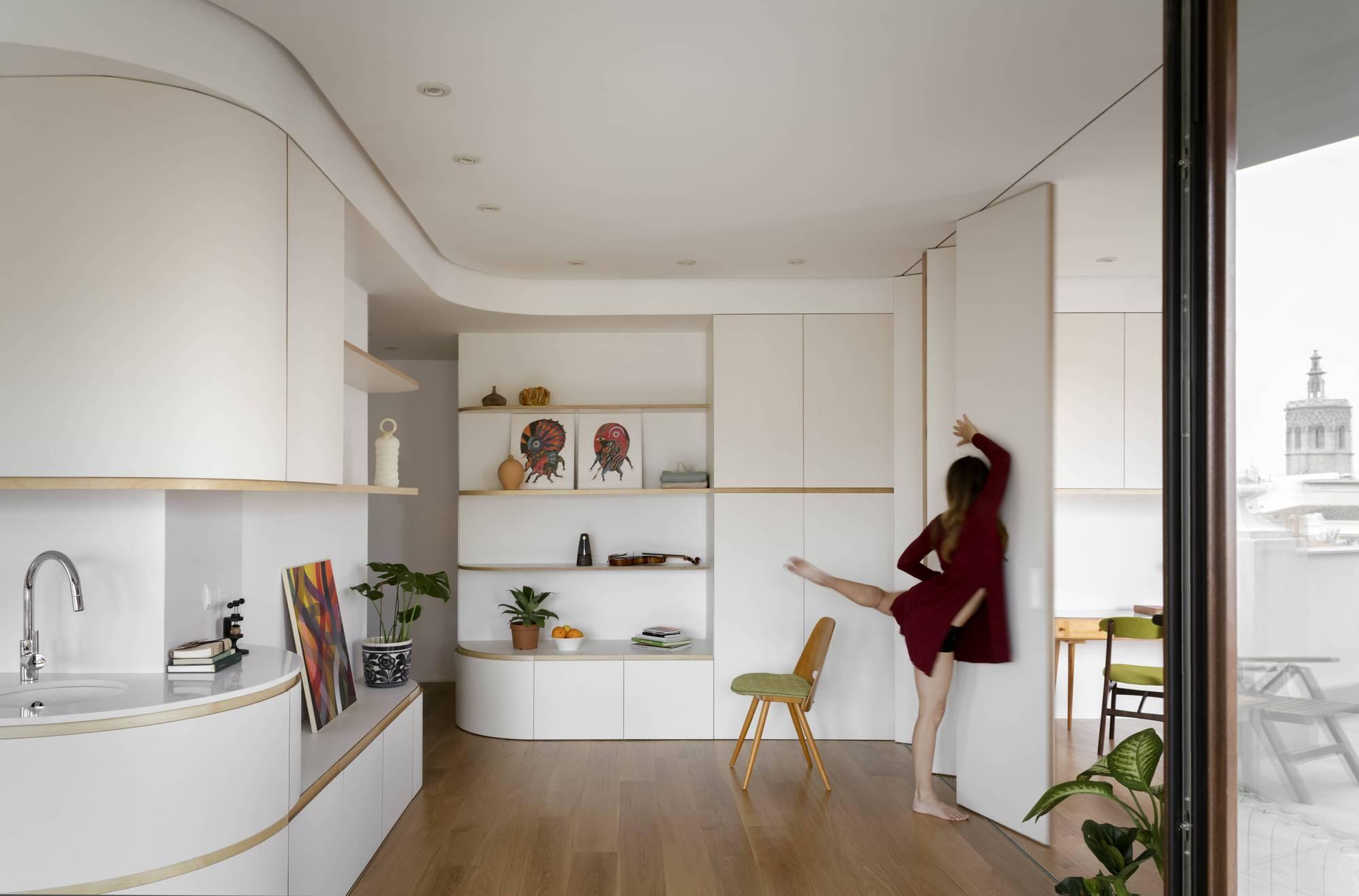 SMM Penthouse / Anna Solaz - Estudi d'Arquitectura + CRUX arquitectos