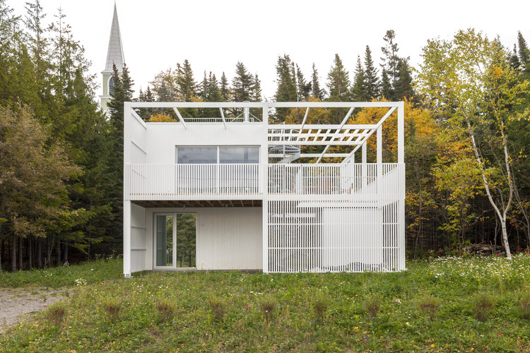 Casa lupino / Atelier Pierre Thibault, © Maxime Brouillet