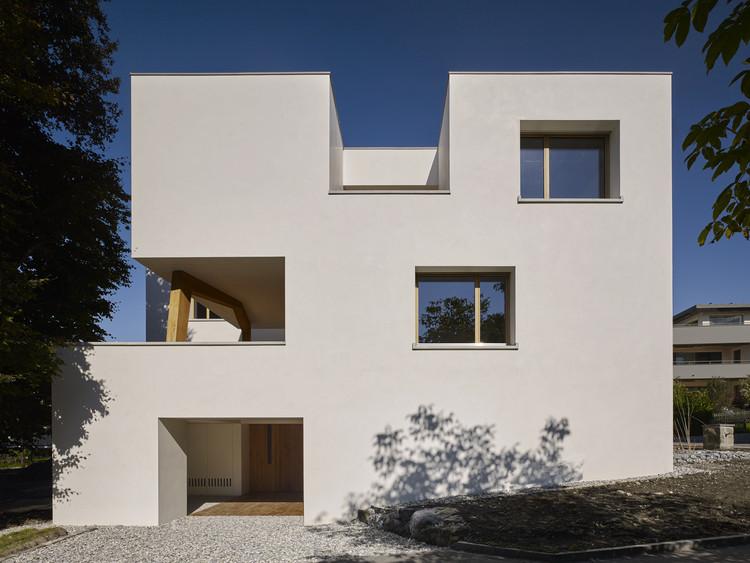 Holdergasse House / Baumschlager Eberle Architekten