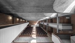 Cusanus Academy Renovation / MoDusArchitects