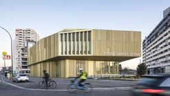 Media Library in Colombes / Brenac & Gonzalez & Associés