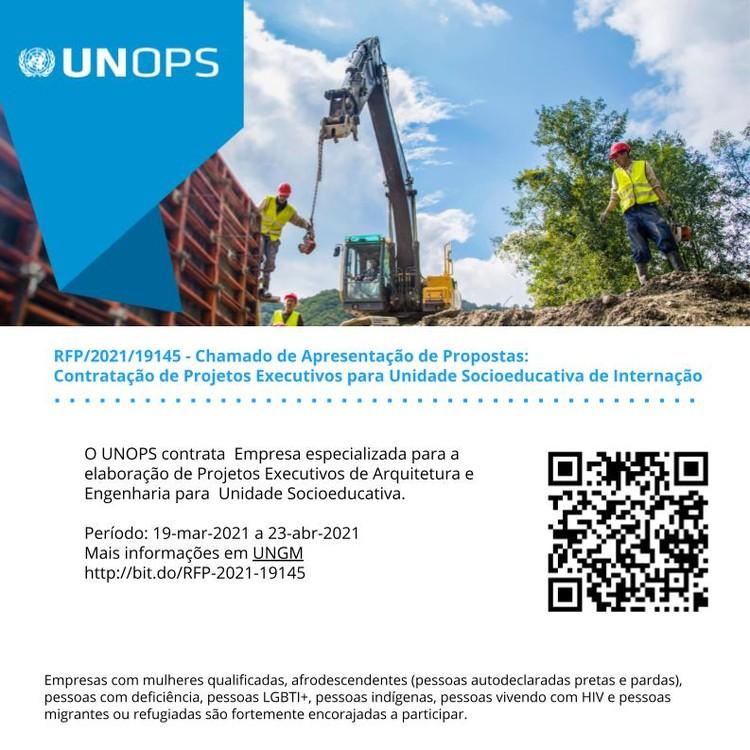 UNOPS abre licitação de projeto para Unidade Socioeducativa de Internação em Niterói