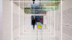 Ten Bamboo Studio Art Gallery / SITUATE Architecture