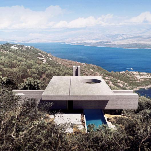 Casa Odyssia. Image Courtesy of KRAK. architects