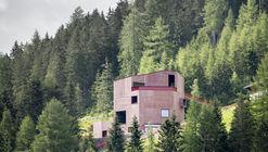 Museu Íbex de St. Leonhard / Atelier Köberl + Daniela Kröss Architektin + ARGE Architekten