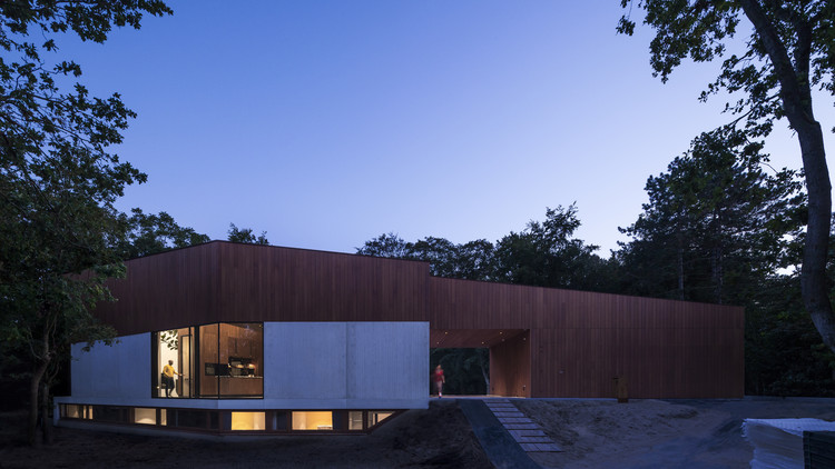 Villa Santpoort / DP6 architectuurstudio, © Daria Scagliola & Stijn Brakkee