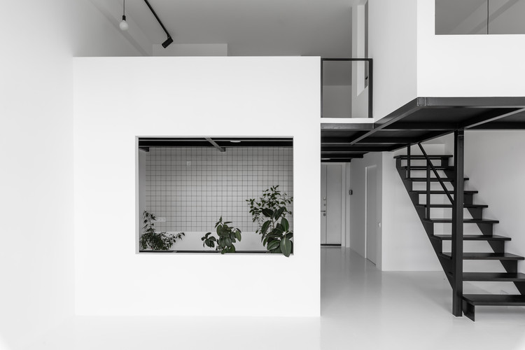 Artists Studio / Ruetemple | ArchDaily