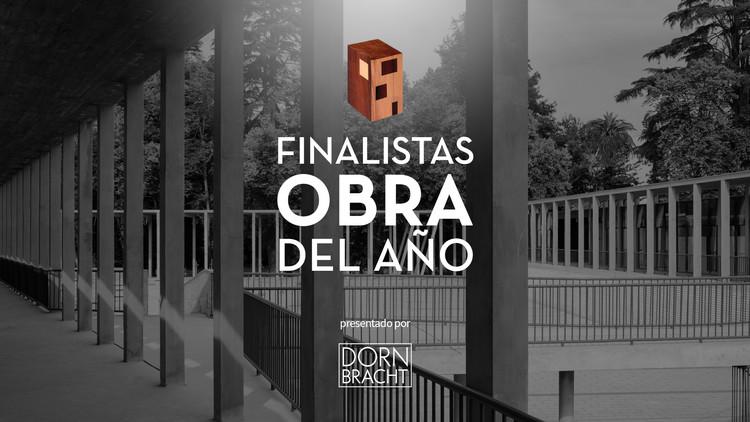Los 15 finalistas del premio Obra del Año 2021, © ArchDaily