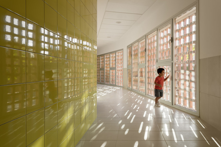 Interior Wellbeing: The Design Of Educational Spaces , © Milena Villalba