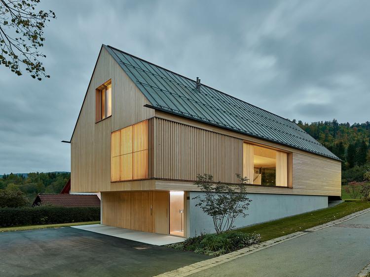 House R / Dietrich | Untertrifaller Architekten