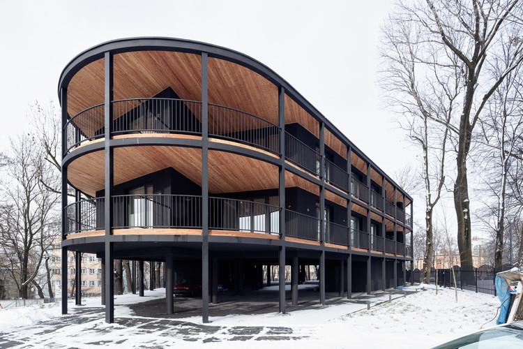 Villa Reden  / Architekt Maciej Franta, © Tomasz Zakrzewski
