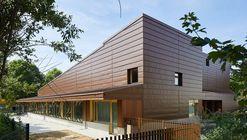 Sports Hall in Louviers / Atelier Féret & Frechon Architectes