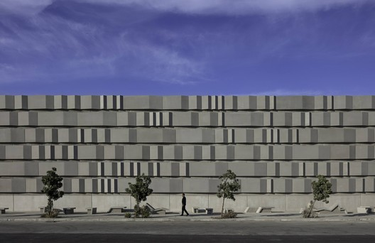 PG&E Embarcadero & Potrero / Stanley Saitowitz | Natoma Architects