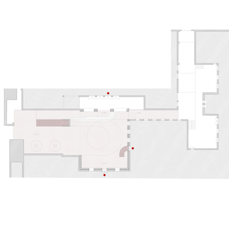 Improvement In The Courtyards Of The University Of Malaga Djarquitectura Archdaily