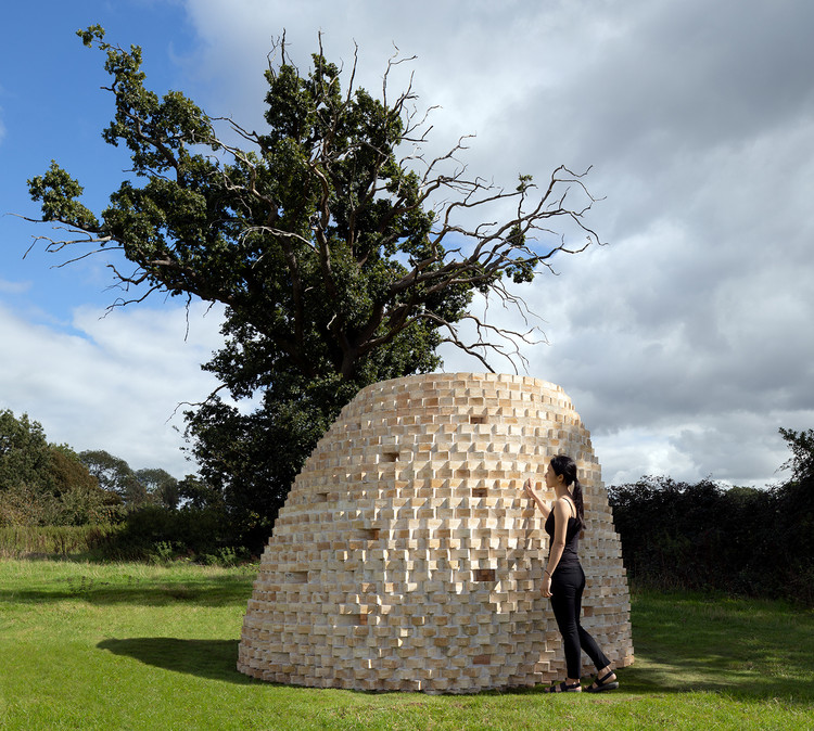 Code Bothy Brick Shelter / Piercy&Company + Material Architecture Lab