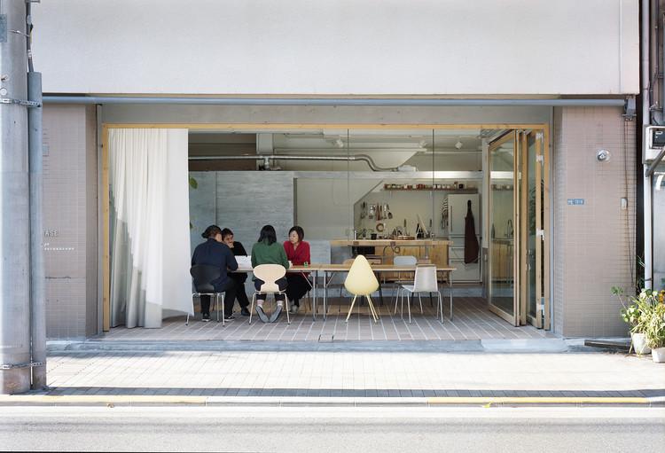BASE Office / UtA / Unemori teco Associates, © Yurika Kono