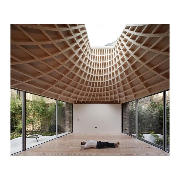 """""""Sin una gran arquitectura no somos nada"""": Detrás de cámara con Edmund Sumner, Casa en Jardín. Fotografía: © Edmund Sumner"""
