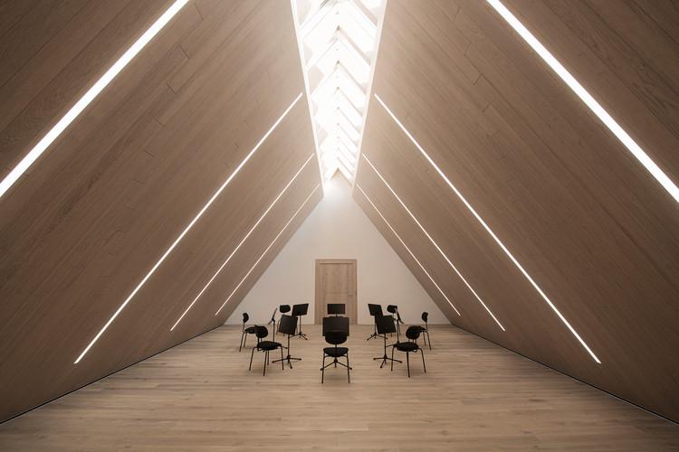 Synergy, From a Monastery to a Music Conservatory / Brückner & Brückner Architekten, © Dieter Leistner