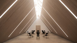 Synergy, From a Monastery to a Music Conservatory / Brückner & Brückner Architekten