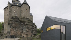 Intarsia in Stone Revitalisation of the Falkenberg Castle Complex with a Conference Center / Brückner & Brückner Architekten