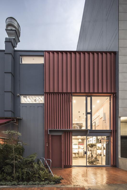 Galería culto / Yemail Arquitectura , © Alejandro Arango