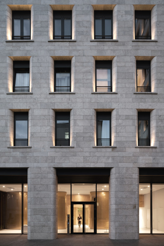 Cvet32 Residential Building / Tsimailo Lyashenko and Partners