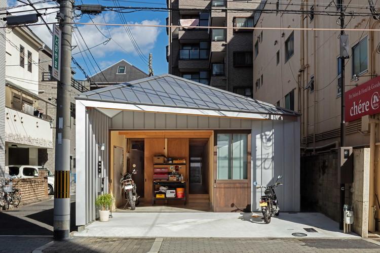Casa Toolbox / YYAA, © Yohei Sasakura