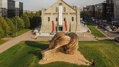 Tallinn Architecture Biennale TAB 2022 Installation Programme Competititon
