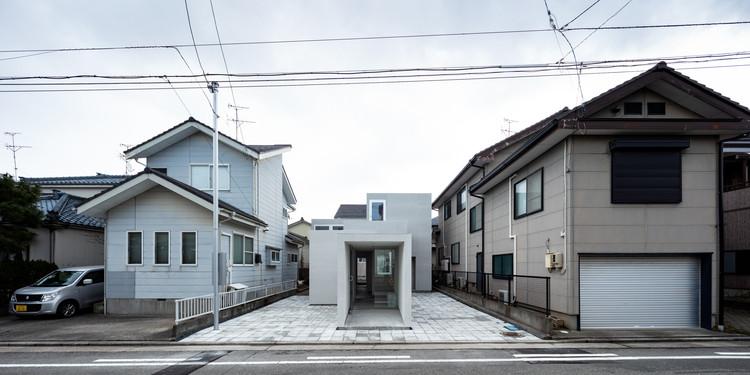 Figure - Ground  / Studio Takuya Hosokai, © Naomichi Sode