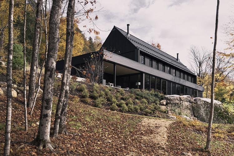 MTR Residence / Alain Carle Architecte