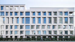 Renovation of Hangzhou Old Chemical Fiber Factory / LYCS Architecture