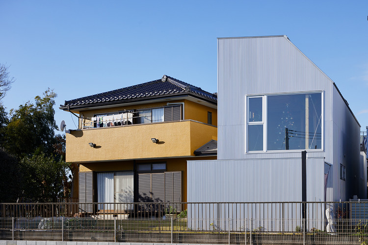 House NN / N.A.O, © Nacasa & Partners