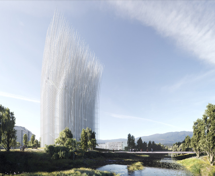SMAR Architecture Studio Wins International Competition to Design Silicon Valley Landmark , Courtesy of SMAR Architecture Studio