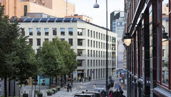 Youngstorget 3 Office Building / Hille Melbye Arkitekter