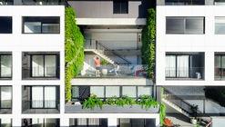 Praça4 Apartments / Hype Studio