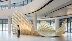 Timescapes Pavilion / AIRLAB